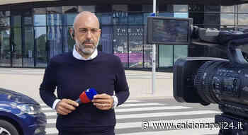 """Modugno: """"Napoli in vantaggio su Osimhen, il ragazzo prende tempo. Ci sta, tempi del mercato dilatati quest'anno"""" - CalcioNapoli24"""