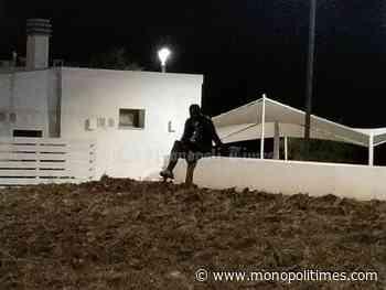 """Tidiane, il """"guardiano"""" dell'ex """"Modugno"""" è tornato al suo """"rifugio"""" - The Monopoli Times"""