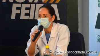 Feira de Santana atingiu pico da epidemia, diz coordenadora do Comitê - Acorda Cidade
