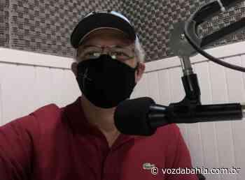 Feira de Santana: Ex-deputado Carlos Geilson testa positivo para o novo coronavírus - Voz da Bahia