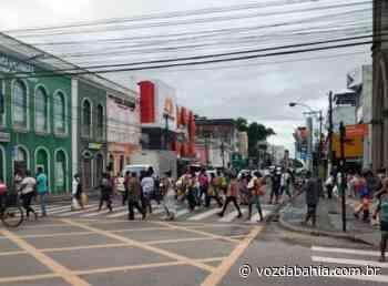 Feira de Santana: 'Comércio não é culpado pelo aumento de casos', diz presidente da CDL - Voz da Bahia