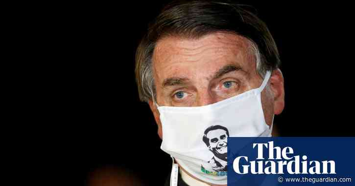 Coronavirus Brazil: president Jair Bolsonaro tests positive