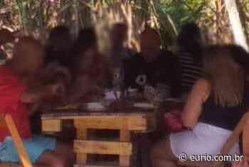Van Van, chefe da mílicia da Taquara, é preso num evento em Guaratiba - Eu, Rio!