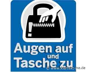 Neuss: Taschendiebe erfolgreich - Polizei ermittelt   Rhein-Kreis Nachrichten - Rhein-Kreis Nachrichten - Klartext-NE.de