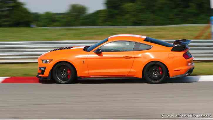 2020 Ford Mustang Shelby GT500 Test: The Best Mustang of All Time