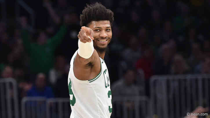 Celtics' Marcus Smart Urges Former COVID-19 Patients To Donate Plasma