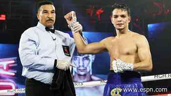 Zepeda handles Castaneda in clear decision win