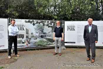 Plannen Keizerspark te ontdekken op openluchttentoonstelling