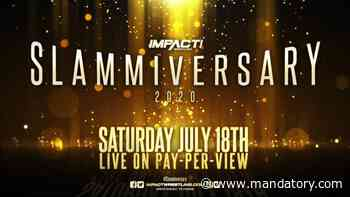 IMPACT Holding $110 Slammiversary CELL-ebration Limited To 100 Fans