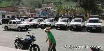 Transportadores exigen reactivación de labores en Sandoná - Diario del Sur