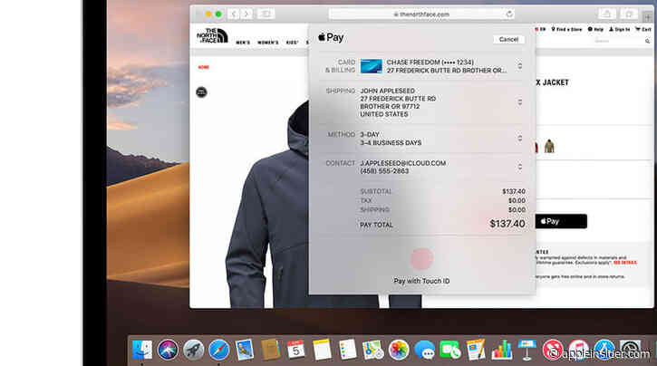 Mac Catalyst apps to gain Apple Pay support this fall