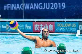 Interview: Johnny Hooper eyes Tokyo Olympic medal in water polo (Includes interview) - Digital Journal