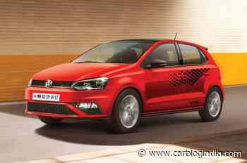 Volkswagen Polo Gets Cheaper With Discount Of Rs 40,000 Flat! - Car Blog India