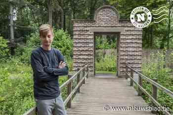 Het bizarre brugje in 't Veld is het mooiste plekje van Ardooie