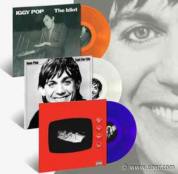 Q-Music: Iggy Pop's 'Lust For Life,' 'The Idiot' re-released - Bay Area Reporter, America's highest circulation LGBT newspaper