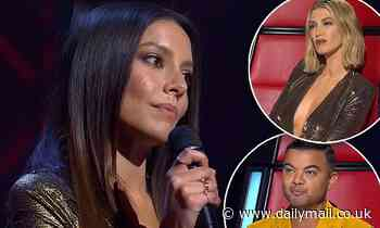 The Voice fans SLAM Soma Sutton and label her a 'Karen' and a 'brat' after her epic dummy spit - Daily Mail