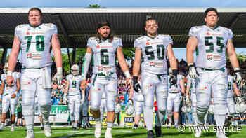 American Football in Deutschland: AFVD: Verband plant weiter mit Saison - SWP