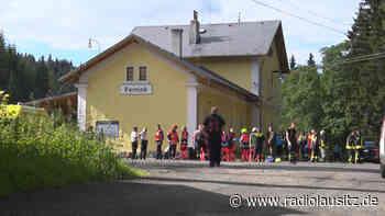 Tote und Verletzte bei Zugunglück auf Erzgebirgskamm - Radio Lausitz