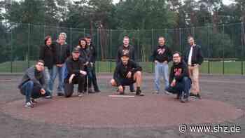 Baseball in Holm: Platz fast fertig: Ballpark der Westend 69'ers soll bald ergrünen | shz.de - shz.de
