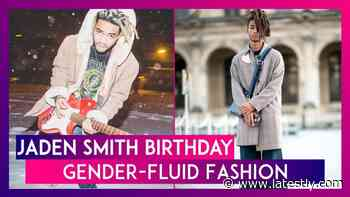 Jaden Smith Birthday: 7 Gender-Fluid Looks Of The Karate Kid Straight From His Instagram! - LatestLY