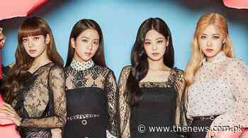 Blackpink steals the spotlight at on Jimmy Fallons show - The News International