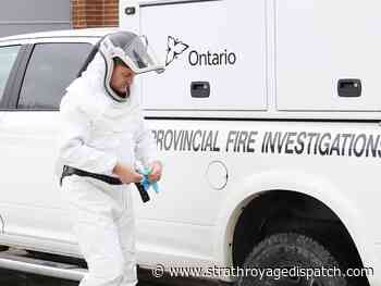 Two dead in Matheson fire - Strathroy Age Dispatch