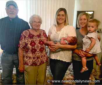 Five Generations - Newton Daily News