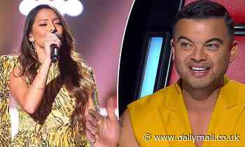The Voice's Soma Sutton reveals why she slammed the judges after her elimination - Daily Mail