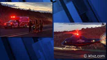 Terrebonne man killed, Calif. pair injured in Hwy. 97 crash south of Terrebonne - KTVZ