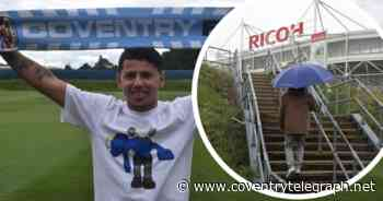 Gustavo Hamer gives his verdict on Coventry City's potential Ricoh Arena return - Coventry Telegraph