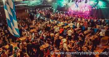 Oktoberfest heads to Coventry with brand new event - Coventry Telegraph