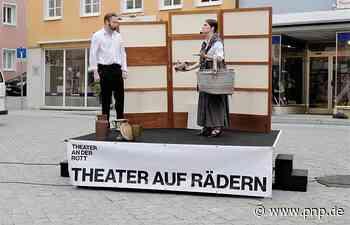 Theater an der Rott tourt nach Simbach und Pfarrkirchen - Passauer Neue Presse