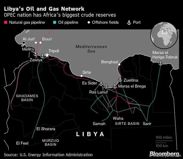 Libya Warns Damage From Oil Blockade Could Last for Years