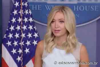 """Durante pronunciamento, secretária da Casa Branca fala em """"Genocídio Armênio"""" - Estação Armênia"""