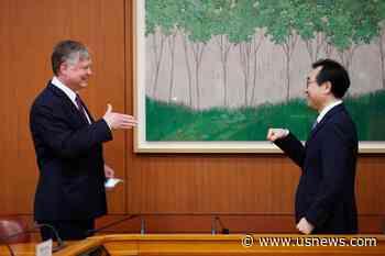 Envoy Says US Ready to Resume Talks With North Korea