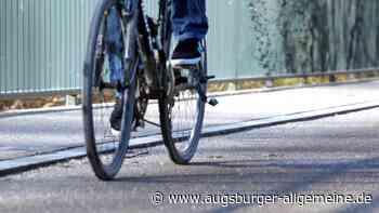Mehr als zwei Promille: Polizei stoppt betrunkenen Pedelec-Fahrer - Augsburger Allgemeine