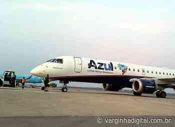 Prefeitura se pronuncia sobre cancelamento dos voos da Azul em Varginha - Varginha Digital