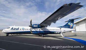 Azul não retomará voos em Varginha por pelo menos 1 ano - Varginha Online