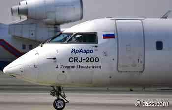 IrAero Airlines announces flights from Krasnoyarsk to Igarka, Tyumen, Blagoveshchensk - TASS