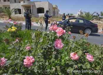 Wedding season brings new virus outbreak in West Bank