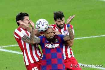O comentário ácido de Vidal sobre a vitoria do Real Madrid contra Athletic Bilbao - BeSoccer PT