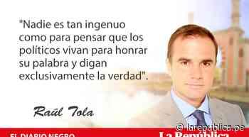 Los mentirosos - LaRepública.pe