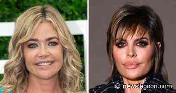Denise Richards Fires Back When Lisa Rinna Asks About Charlie Sheen, Hookers on 'The Real Housewives of Beverly Hills' - News Lagoon
