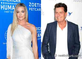 Denise Richards and Ex Charlie Sheen Headed Back to Court in August After RHOBH Star Accused Charlie of Owing $450,000 in Back Support - Reality Blurb