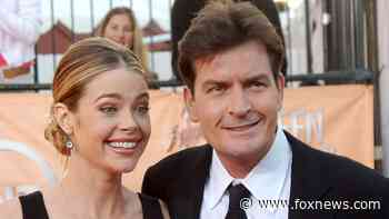 Denise Richards on her relationship with ex-husband Charlie Sheen: 'Communication's great with him' - Fox News