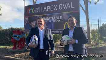 Dugald Saunders MP, announced as NRL Regional Taskforce chairperson - Daily Liberal
