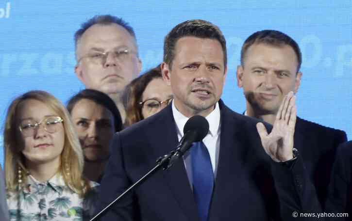 A deeply divided Poland chooses a president in runoff vote