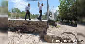 Mejoran las condiciones de la primaria José Isabel Robles de Jalpa - Imagen de Zacatecas, el periódico de los zacatecanos