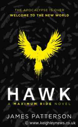 Hawk – James Patterson | Keighley News - Keighley News