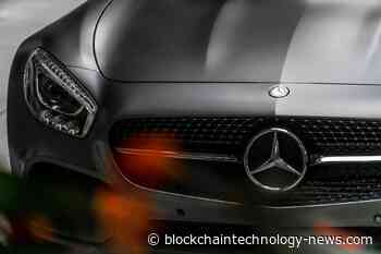 Daimler explores decentralised data offering in Ocean Protocol collaboration - The Block